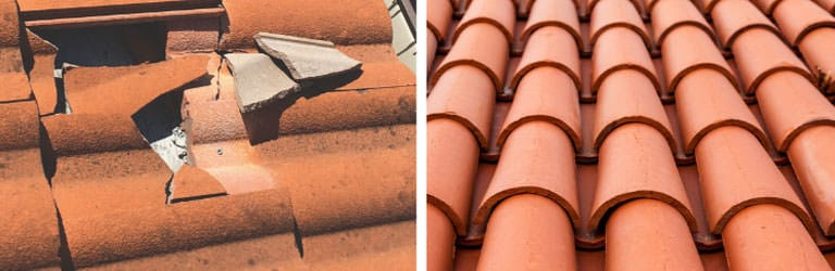 Panama City Tile Roof Replacement and Repair